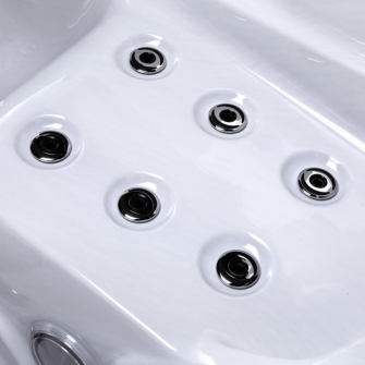 Whitewater Spas Small Hot Tub Jets