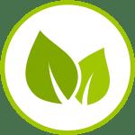 Energy Efficient Hot Tub Logo Leaf